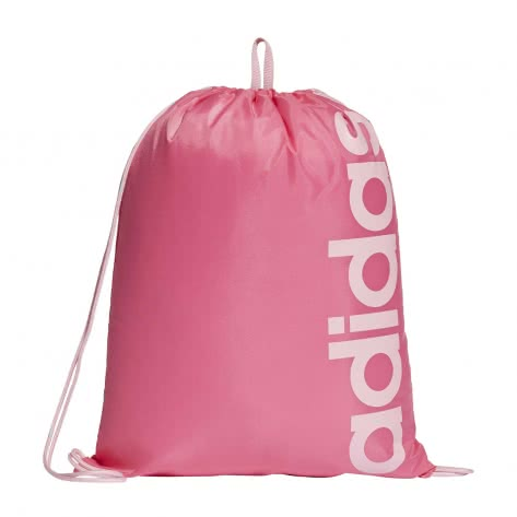 adidas Turnbeutel Linear Core Gym Sack DT8626 semi solar pink/true pink/true pink | One size