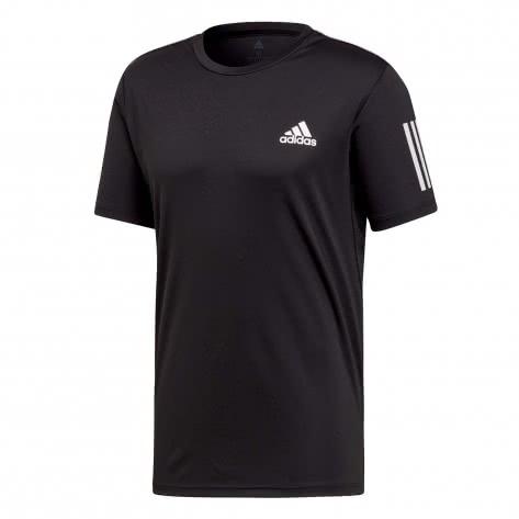 adidas Herren T-Shirt Club 3 Stripe Tee
