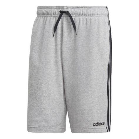 adidas Herren Short Essentials 3 Stripes Short French Terry