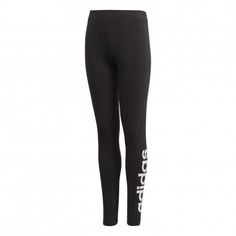 adidas Mädchen Tight Essentials Linear DV0337 110 black/white   110