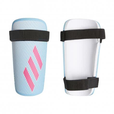 adidas Schienbeinschoner X Lite DY2575 S bright cyan/shock pink/white | S