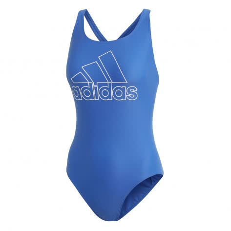 adidas Damen Badeanzug Athly V Logo Swimsuit