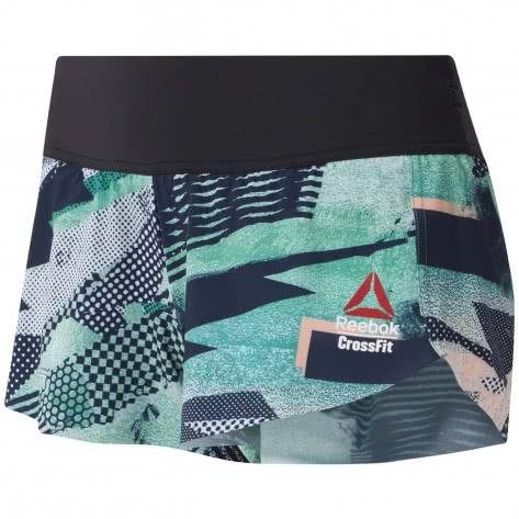 Reebok CrossFit Damen Short Knit Waistband Shorts