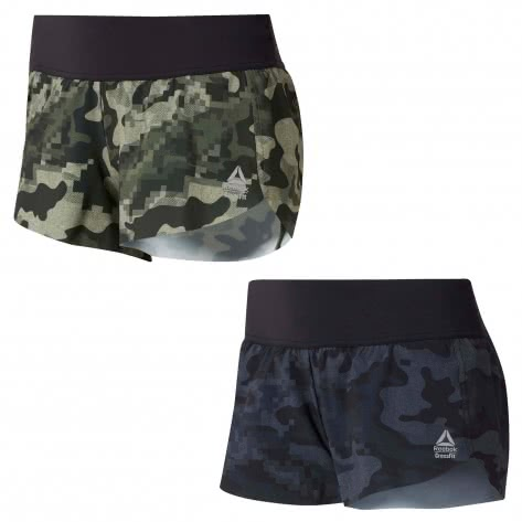 Reebok CrossFit Damen Short RC Knit Waistband Shorts