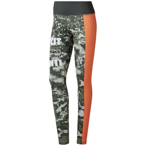 Reebok CrossFit Damen Tight RC Lux Tight- Print