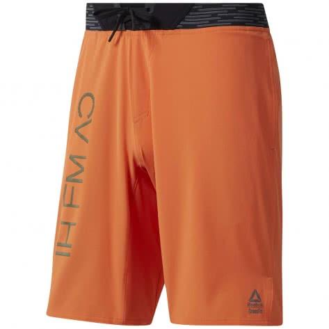 Reebok CrossFit Herren Short RC Epic Base Short DY8437 S Fiery Orange | S
