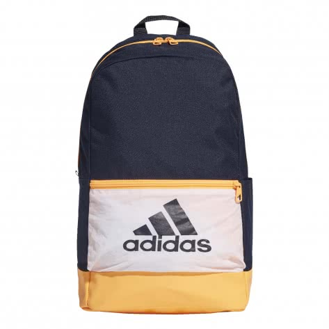 adidas Unisex Rucksack CLASSIC BACKPACK BOS DZ8269 One size legend ink/flash orange/legend ink | One size