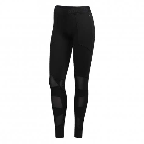 adidas Damen Tight Alphaskin L Utility EA3299 XXL black | XXL |
