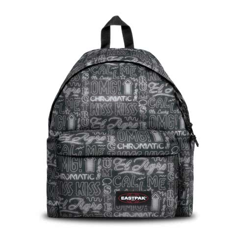 Eastpak Padded Pak´R Rucksack EK620-48U NEON WORDS | One size