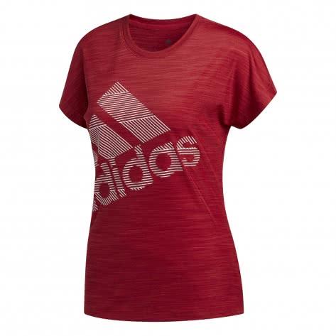 adidas Damen Trainingsshirt SS BOS LOGO TEE