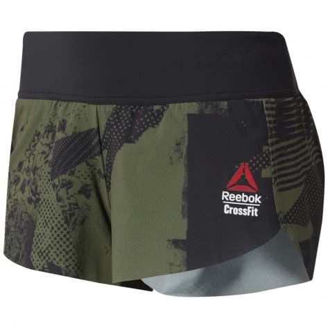 Reebok CrossFit Damen Short Knit Waistband Shorts