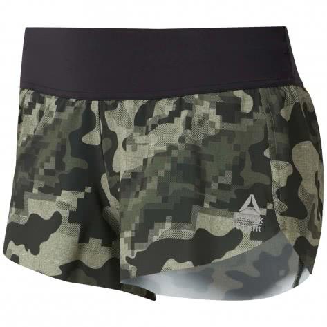 Reebok CrossFit Damen Short RC Knit Waistband Shorts