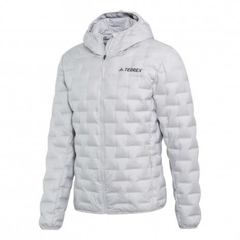 adidas TERREX Herren Daunenjacke Lite Down Hooded Jacket