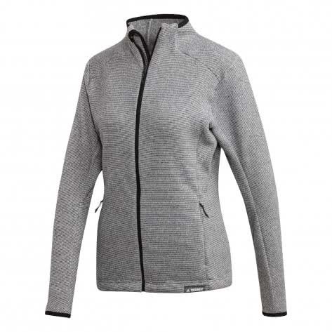 adidas TERREX Damen Fleecejacke Knit Fleece Jacket