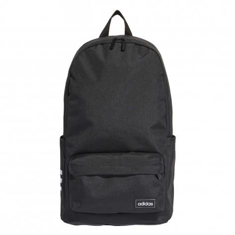 adidas Rucksack CLASSIC 3S BP W ED0277 black/white/white | One size