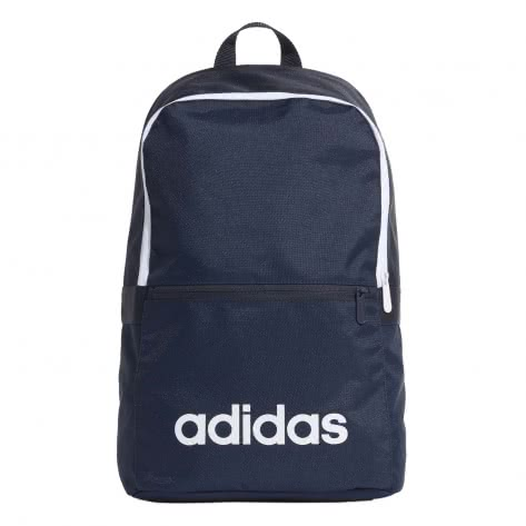 adidas Rucksack LINEAR CLASSIC BACKPACK DAILY ED0289 legend ink/white/white | One size
