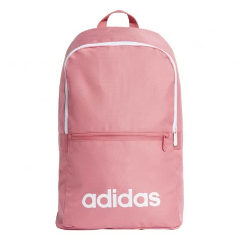 adidas Rucksack LINEAR CLASSIC BACKPACK DAILY ED0292 bliss pink/white/white | One size