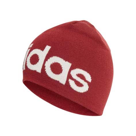 adidas Mütze DAILY BEANIE ED01314 Herren ACTIVE MAROON/WHITE | Herren