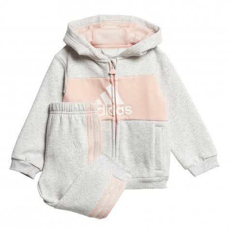 adidas Baby Jogginganzug Logo Hooded