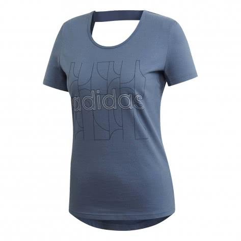 adidas Damen T-Shirt Motion Tee