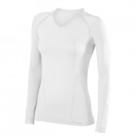 Falke Damen Langarmshirt Longsleeved Shirt Comfort Fit 39110