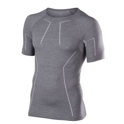 Falke Herren Shirt Wool-Tech Shortsleeved Shirt 33413