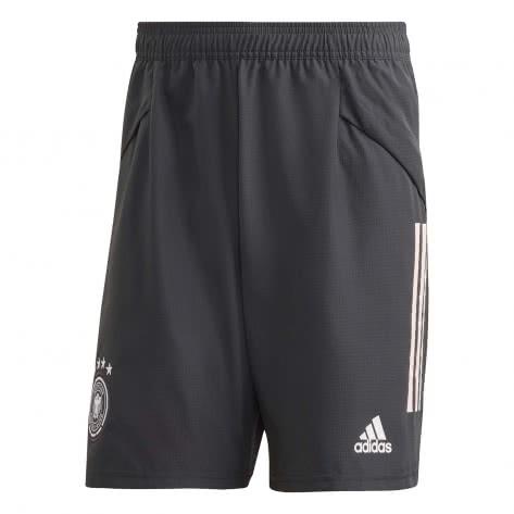 adidas Herren DFB Short Downtime Shorts EM 2020