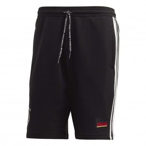 adidas Herren DFB Short DFB 3S Sweat Shorts EM 2020