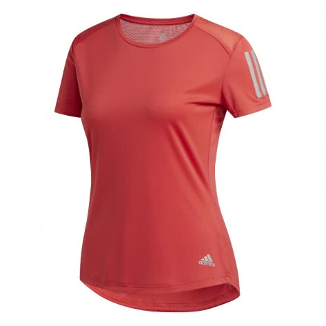 adidas Damen T-Shirt OWN THE RUN TEE FL7813 XS Glory Red | XS