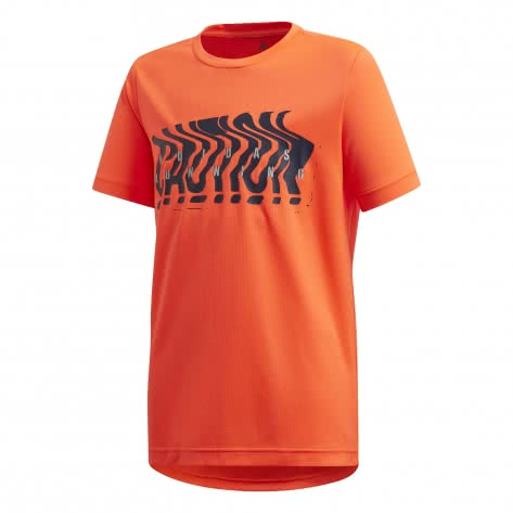 adidas Jungen Laufshirt Own the Run Tee