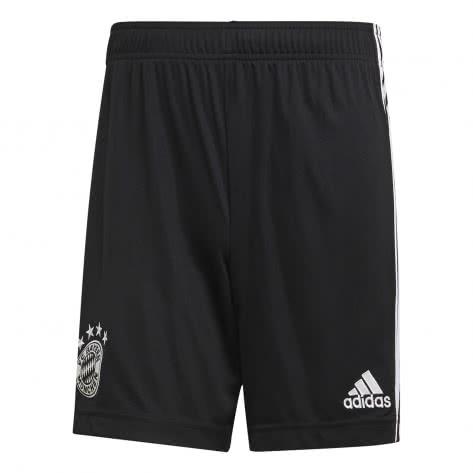 adidas Herren FC Bayern München 3rd Short 2020/21 FN1953 XS Black | XS