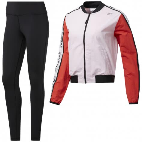 Reebok Damen Trainingsanzug TE Meet You There Track Suit