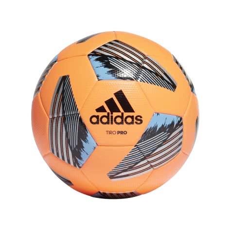 adidas Fussball Tiro Pro Winter FS0370 5 Team Solar Orange/Black/Team Light Blue/Silver Met.   5