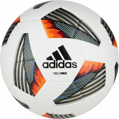 adidas Fussball Tiro Pro FS0373 5 White/Black/Team Light Blue/Silver Met. | 5