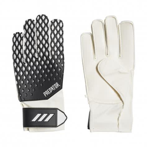 adidas Kinder Torwarthandschuhe Predator 20 Training J FS0411 6.5 Black/White | 6.5