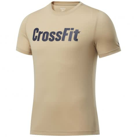 Reebok Crossfit Herren Trainingsshirt RC CrossFit Read Tee