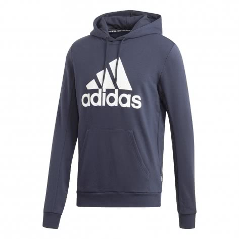 adidas Herren Kapuzenpullover Must Have BOS PO French Terry Hoodie