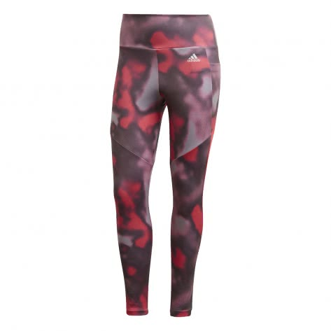adidas Damen 7/8 Tight Designed 2 Move AOP