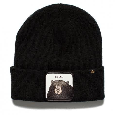 Goorin Bros. Unisex Beanie Knit Hat 107-0118 One size Cave Boy Black | One size