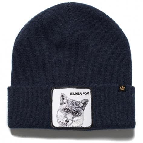 Goorin Bros. Unisex Beanie Knit Hat 107-0097 One size Handsome Navy   One size