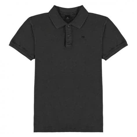 Scotch & Soda Herren Polohemd Classic garment dyed pique 99019955099-95 S antra   S