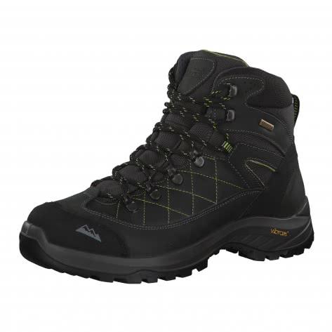 High Colorado Herren Trekkingschuhe Arosa MID High Tex 1020896-7178 43 grau | 43