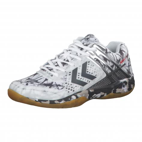 Hummel Herren Volleyballschuhe Aero Volley Fly 201095-9001 46.5 White | 46.5