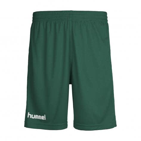 Hummel Kinder Short Core Poly Shorts 11083-6140 164-176 Evergreen   164-176