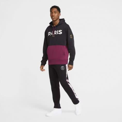 Jordan Herren Kapuzenpullover Paris Saint-Germain Fleece Pullover CK9773