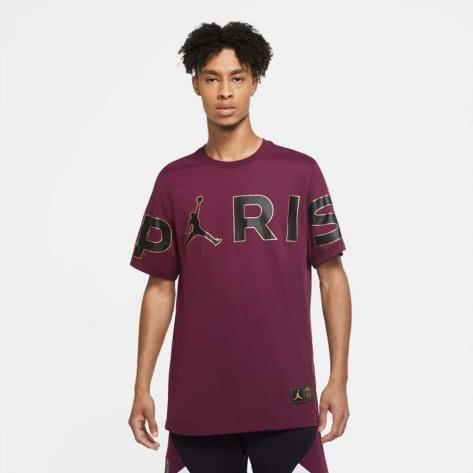 Jordan Herren T-Shirt Paris Saint-Germain Wordmark Tee CK9785