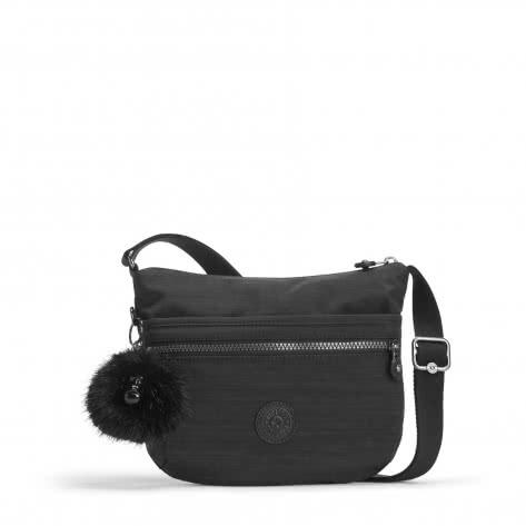 Kipling Damen Umhängetasche Arto S K10146-G33 True Dazz Black | One size