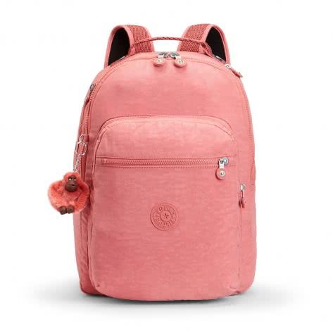 Kipling Damen Rucksack Clas Seoul K12622-47G Dream Pink | One size