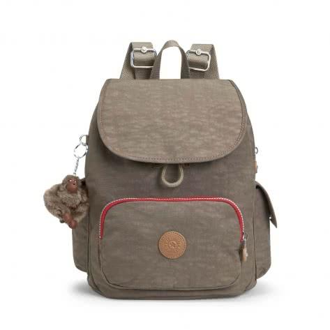 Kipling Damen Rucksack City Pack S K15635-22X True Beige C   One size