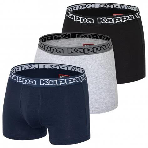 Kappa Herren Boxershorts Zoro 3er Pack 708104